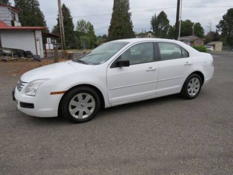 2007 Ford Fusion for sale at Triple C Auto Brokers in Washougal WA