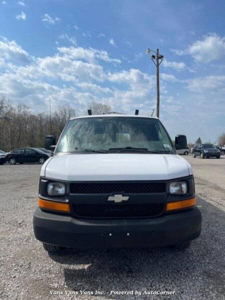 2007 Chevrolet Express Cargo for sale at Vans Vans Vans INC in Blauvelt NY