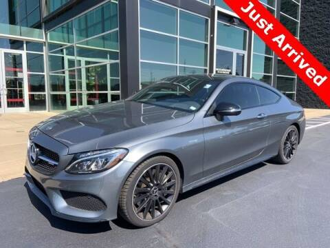 2018 Mercedes-Benz C-Class for sale at Autohaus Group of St. Louis MO - 3015 South Hanley Road Lot in Saint Louis MO