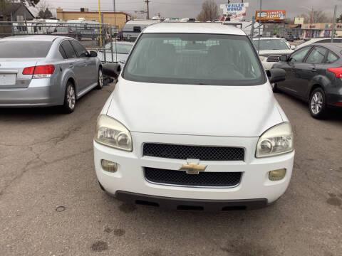 2008 Chevrolet Uplander for sale at GPS Motors in Denver CO