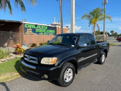 2005 Toyota Tundra for sale at Galaxy Motors Inc in Melbourne FL