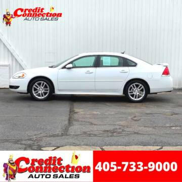 2014 Chevrolet Impala Limited for sale at Credit Connection Auto Sales in Midwest City OK
