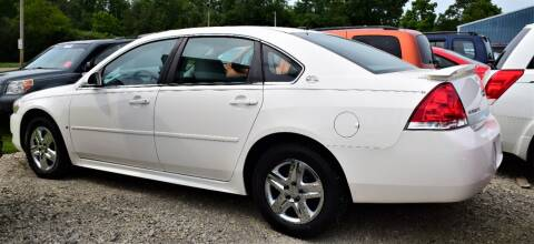 2009 Chevrolet Impala for sale at PINNACLE ROAD AUTOMOTIVE LLC in Moraine OH