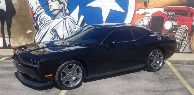 2013 Dodge Challenger for sale at G T Auto Group in Goodlettsville TN