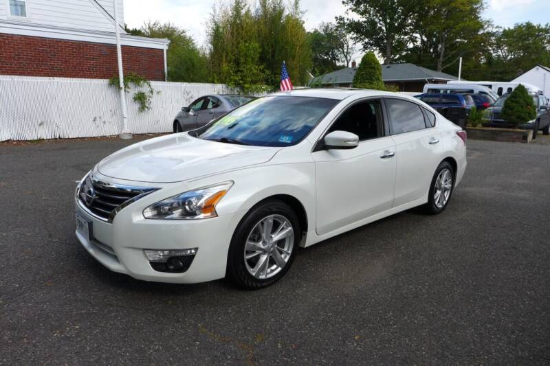 2013 Nissan Altima for sale at FBN Auto Sales & Service in Highland Park NJ