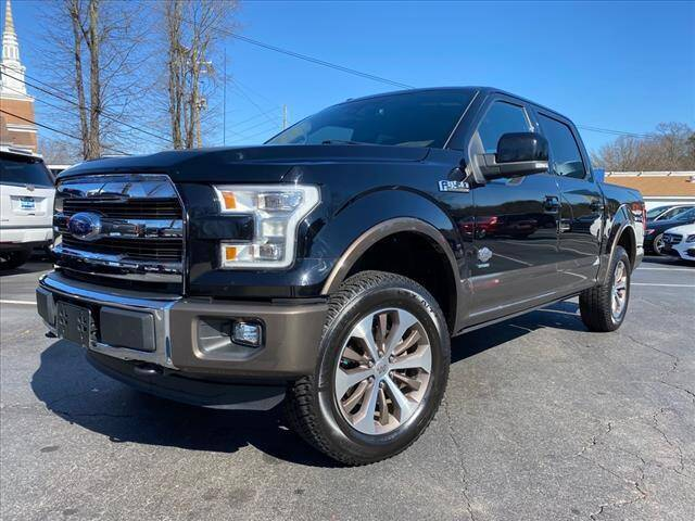 2016 Ford F-150 for sale at iDeal Auto in Raleigh NC