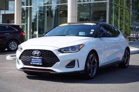 2019 Hyundai Veloster for sale at Jeremy Sells Hyundai in Edmonds WA