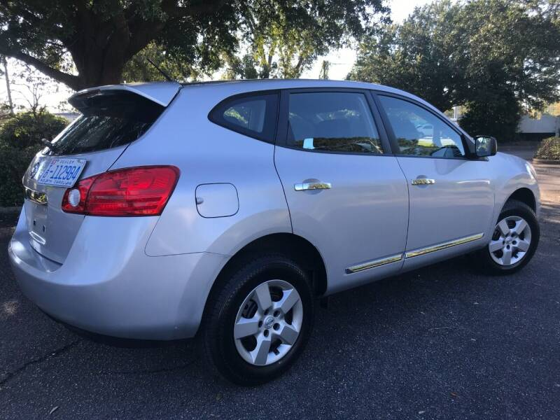 2011 Nissan Rogue S 4dr Crossover - Wilmington NC
