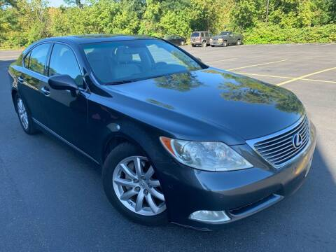 2008 Lexus LS 460 for sale at Trocci's Auto Sales in West Pittsburg PA