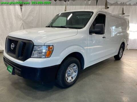 2016 Nissan NV Cargo for sale at Green Light Auto Sales LLC in Bethany CT