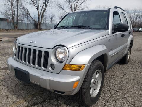 2006 Jeep Liberty for sale at Flex Auto Sales in Cleveland OH