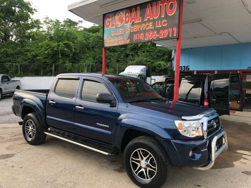 2008 Toyota Tacoma for sale at Global Auto Sales and Service in Nashville TN