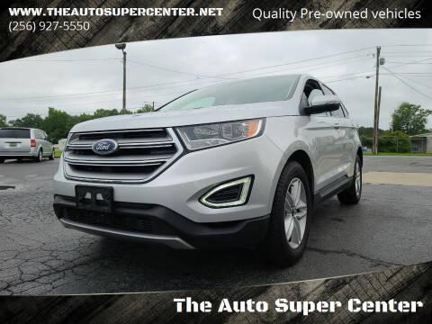 2018 Ford Edge for sale at The Auto Super Center in Centre AL