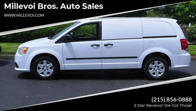 2013 RAM C/V for sale at Millevoi Bros. Auto Sales in Philadelphia PA