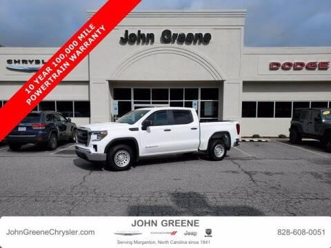 2020 GMC Sierra 1500 for sale at John Greene Chrysler Dodge Jeep Ram in Morganton NC