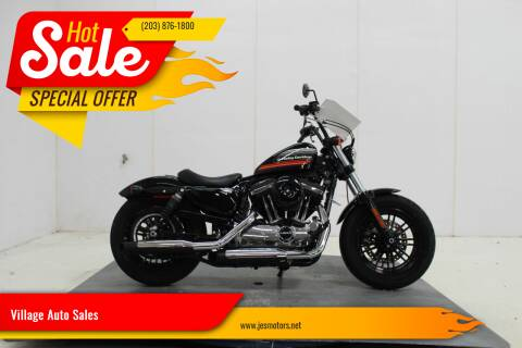 2018 Harley Davidson Sportster Forty Eight for sale at Village Auto Sales in Milford CT