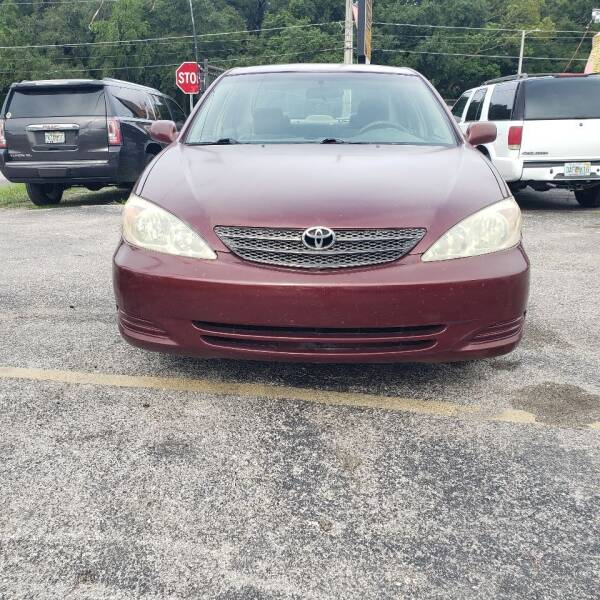 2004 Toyota Camry for sale at 4 Guys Auto in Tampa FL