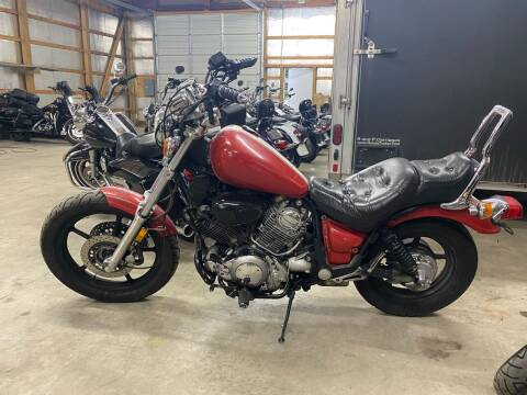 1996 Yamaha Virago 1100 for sale at CarSmart Auto Group in Orleans IN