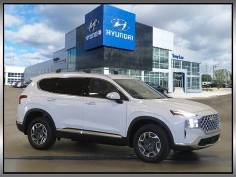 2021 Hyundai Santa Fe Hybrid for sale at Terry Lee Hyundai in Noblesville IN