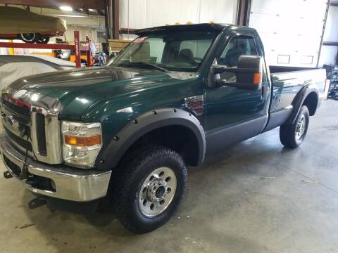 2009 Ford F-250 Super Duty for sale at Hometown Automotive Service & Sales in Holliston MA