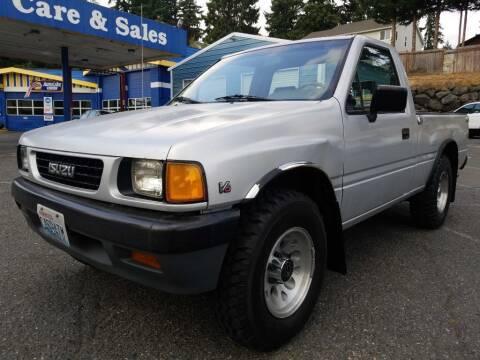 1991 Isuzu Pickup for sale at Shoreline Family Auto Sales in Shoreline WA