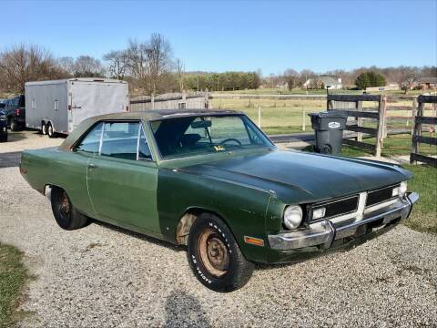 1972 Dodge Dart for sale at 500 CLASSIC AUTO SALES in Knightstown IN