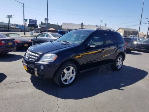 2007 Mercedes-Benz M-Class for sale at Cool Cars LLC in Spokane WA