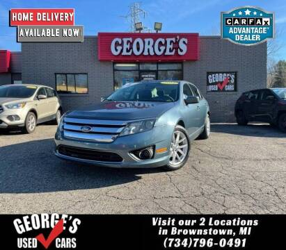 2011 Ford Fusion for sale at George's Used Cars - Telegraph in Brownstown MI