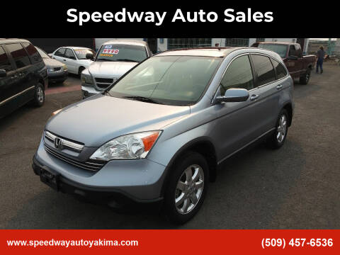 2008 Honda CR-V for sale at Speedway Auto Sales in Yakima WA