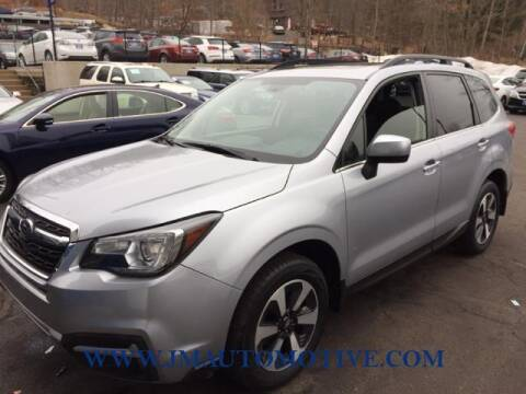 2018 Subaru Forester for sale at J & M Automotive in Naugatuck CT