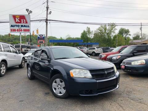 2008 Dodge Avenger for sale at KB Auto Mall LLC in Akron OH