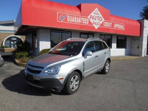 2014 Chevrolet Captiva Sport for sale at Oak Park Auto Sales in Oak Park MI