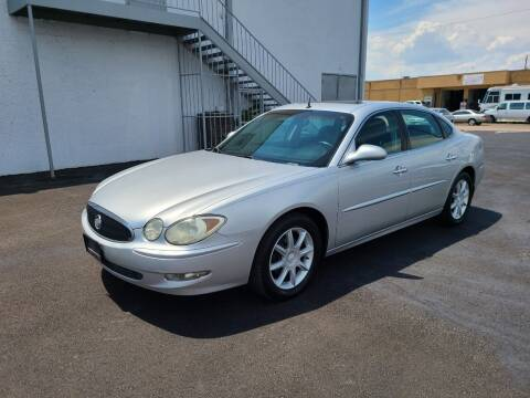 2005 Buick LaCrosse for sale at Image Auto Sales in Dallas TX