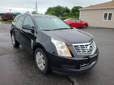 2015 Cadillac SRX for sale at BETTER BUYS AUTO INC in East Windsor CT