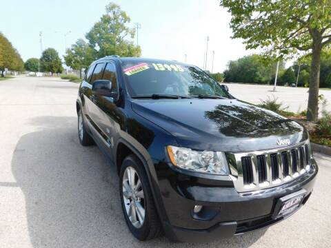 2011 Jeep Grand Cherokee for sale at Lot 31 Auto Sales in Kenosha WI