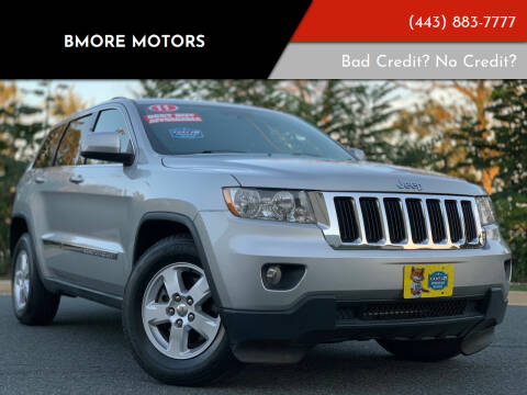 2011 Jeep Grand Cherokee for sale at Bmore Motors in Baltimore MD