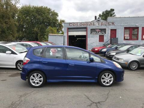 2009 Honda Fit for sale at Dan's Auto Sales and Repair LLC in East Hartford CT