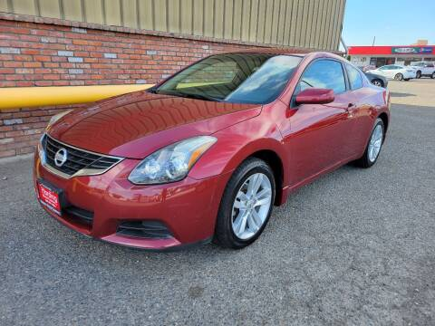 2013 Nissan Altima for sale at Harding Motor Company in Kennewick WA