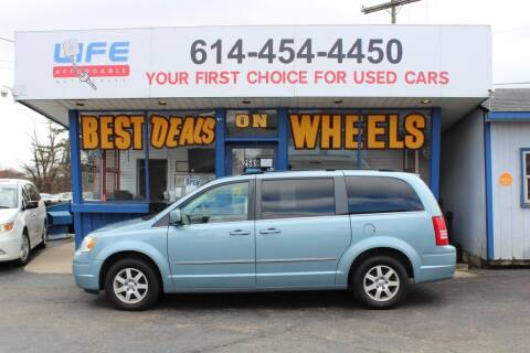 2010 Chrysler Town and Country for sale at LIFE AFFORDABLE AUTO SALES in Columbus OH