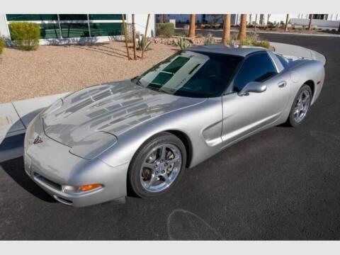 2004 Chevrolet Corvette for sale at REVEURO in Las Vegas NV
