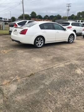2007 Nissan Maxima for sale at Potter Motors Conway in Conway AR