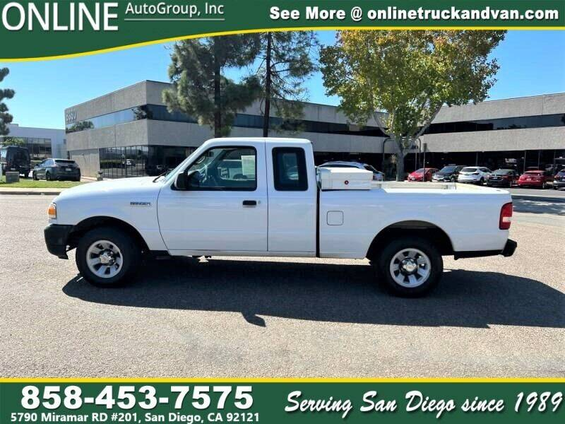 2006 Ford Ranger for sale at Online Auto Group Inc in San Diego CA