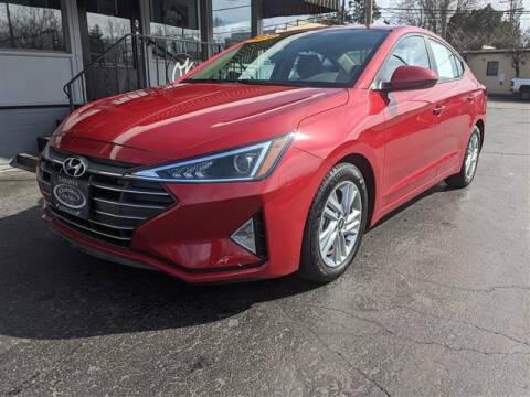 2020 Hyundai Elantra for sale at GAHANNA AUTO SALES in Gahanna OH