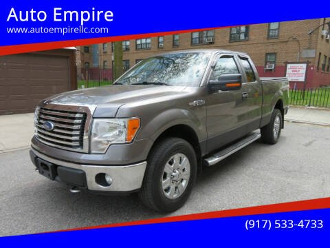 2012 Ford F-150 for sale at Auto Empire in Brooklyn NY