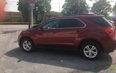 2011 Chevrolet Equinox for sale at K B Motors in Clearfield PA