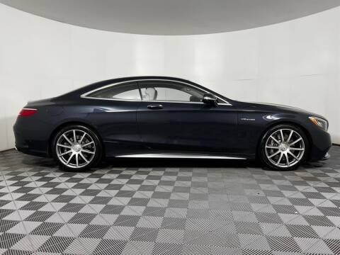 2015 Mercedes-Benz S-Class for sale at CU Carfinders in Norcross GA