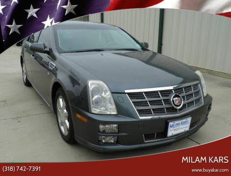2011 Cadillac STS for sale at MILAM KARS in Bossier City LA