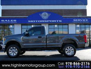 2019 Ford F-350 Super Duty for sale at Highline Group Motorsports in Lowell MA