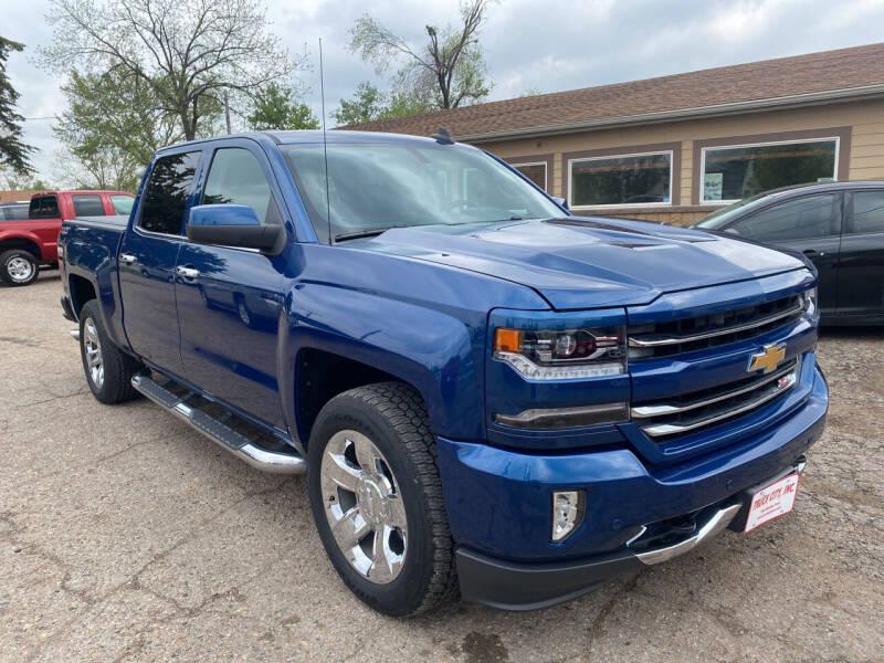2016 Chevrolet Silverado 1500 for sale at Truck City Inc in Des Moines IA