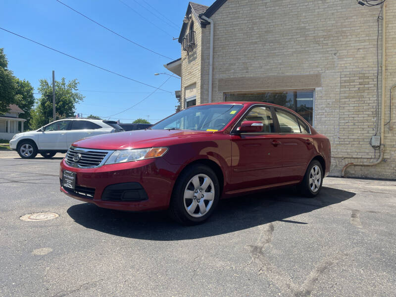 2010 Kia Optima for sale at Strong Automotive in Watertown WI